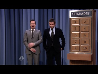 The Tonight Show Starring Jimmy Fallon 19/02/2014 Bradley Cooper HD 720p