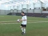 Left And Right Foot Soccer Juggling Tutorial