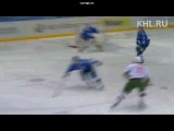Обзор голов/Кирилла Петрова в сезоне КХЛ 2012-2013(Сентябрь-Октябрь)